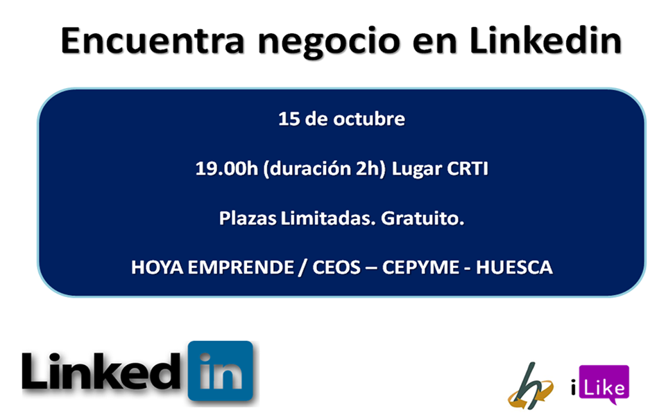 hoya-emprende-taller-linledin-ilike-community-manager