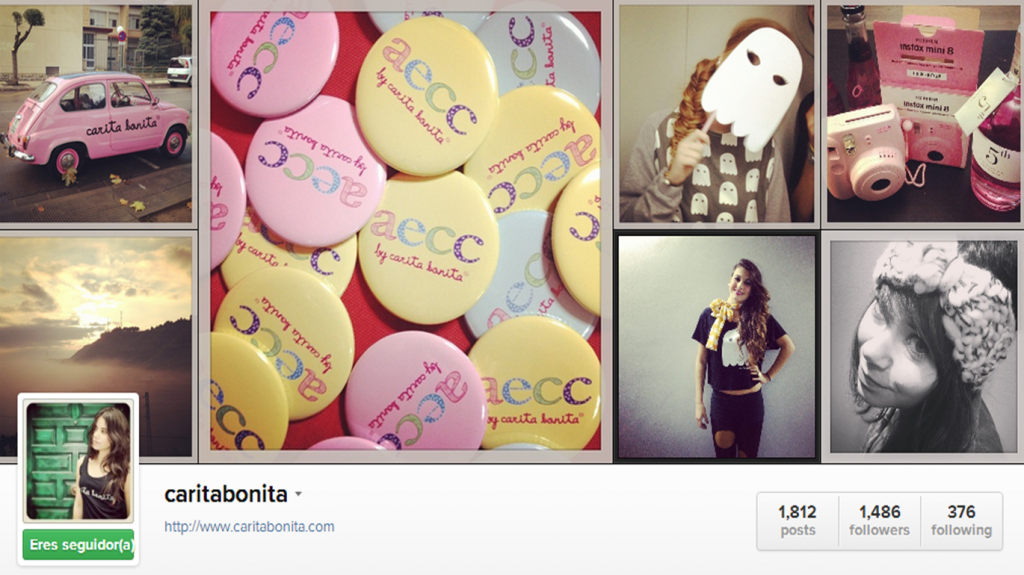 instagram-carita bonita-ilike community manager-huesca